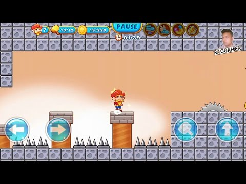 Super Jabber Jump Android Gameplay World 05-09