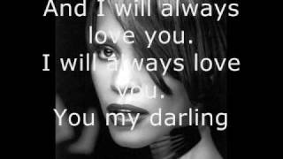 Download Whitney Houston - I Will Always Love You - Lyrics 3Gp Mp4