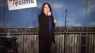 Allegra Barnett: (Stand Up Comedy)