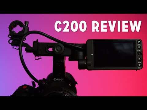 Canon C200 Review From a C100 II & RED Owner s Perspective