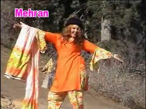 Pashto Nice Song      Nadia Gul Mast Dance   Video