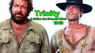 Trinity - A Colina dos Homens Maus 1969 (Completo e Dublado) - Faroeste