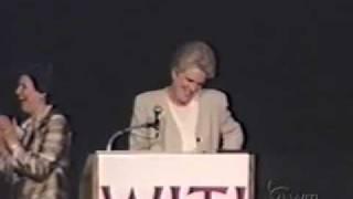 Patty Stonesifer: WITI Hall of Fame 1997 Induction Video - Women In Technology International
