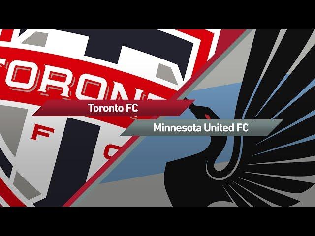 Highlights: Toronto FC vs. Minnesota United FC | May 13, 2017