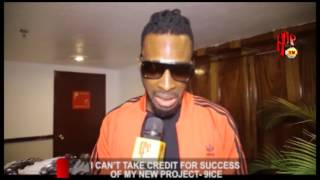 I AM NOT PROMOTING FRAUD - 9ICE SPEAKS ON HIS TRACK 'LIVING THINGS'