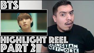 BTS LOVE YOURSELF Highlight Reel '承' Part 2 Reaction