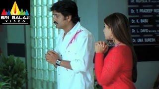 Nenunnanu Telugu Movie Part 13/13 | Nagarjuna, Aarti Aggarwal, Shriya | Sri Balaji Video