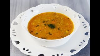 طرز تهیه سوپ سبزیجات خوشمزه، سالم و وگان |Vegetable Soup Recipe Vegan, Healthy & Yum - Eng Subs