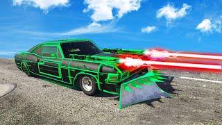 NEW BRUTAL $5,950,000 PURGE CAR! (GTA 5 DLC)