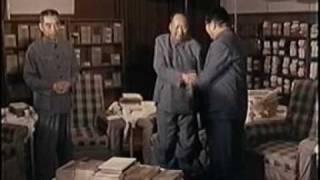 Kim Il Sung and Mao in 1972