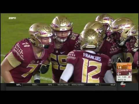 Clemson Tigers at Florida State Seminoles in 30 Minutes 10 29 16