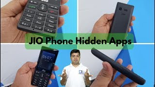 JIO Phone India Hands On, Camera Test, Hidden Features, Leaked Details