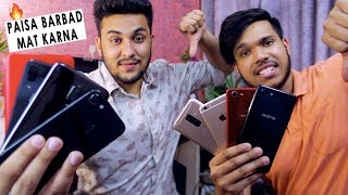 Dont Buy These Phones In 2018 ! (BARBAD Ho JAAOGE) | Ft.Tech Bar🔥🙏