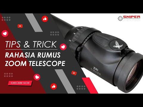 Rumus zoom telescope untuk pemula pakvim fastest hd video