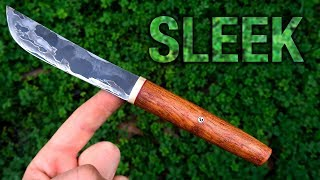 Knife Making: First Damascus Knife