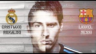 Cristiano Ronaldo VS Lionel Messi (skills and goals 2014-2015)