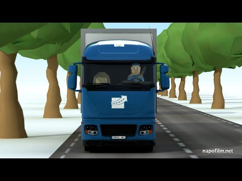 Napo in... On the road to safety