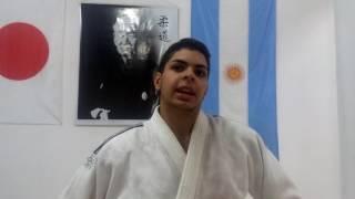 Kuzushi judo spot