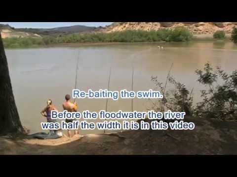 Fishing Abroad No1 River Ebro Spain April 2012