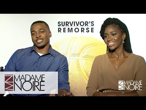 Xxx Mp4 Teyonah Parris RonReaco Lee Dish On Awkward Sex Scene Moments In Survivor S Remorse 3gp Sex