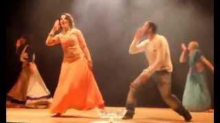 hip hop pammi - dance group Lakshmi / Diwali event