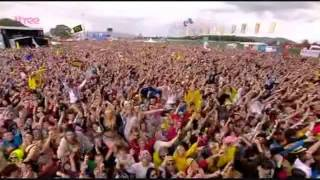 Tinie Tempah - Invincible [Live at T in the Park 2011]