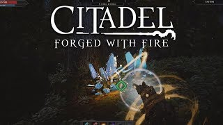 GAME SURVIVAL TAPI PAKE PENYIHIR??! - Citadel : Forged With Fire [INDONESIA] #1