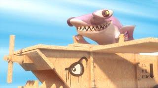 Hungry Shark World - New JETPACKS Air Sharks Expansion