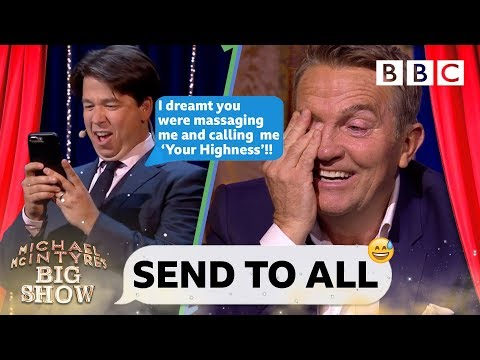 Bradley Walsh DESTROYED 😱 by Michael s nightmare text Send To All