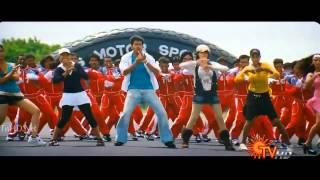 Vijay in mass dance