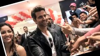 Hrithik Dancing With Fans | Kaabil Promotion In Dubai | B4U Entertainment