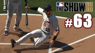 CAN I PULL OFF A TRIPLE STEAL?! | MLB The Show 18 | Diamond Dynasty #63