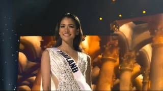 2015 Miss Universe Preliminary Competition : Miss Thailand | แนท อนิพรณ์