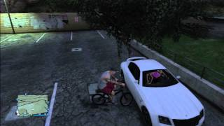GTA Online Free Mode - Lesbian Sex In Action