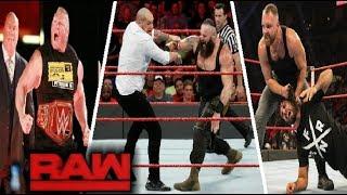 WWE Monday Night Raw - December 10, 2018 Highlights - WWE Raw 10/12/2018 Highlights