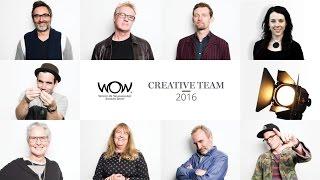 2016 Creative Team