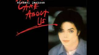 Michael Jackson - They Don't Care About Us [Dallas Austin Main Mix]