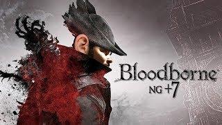 Bloodborne NG+7 SL80 PT#58 - Cadê a IA do npc?