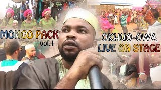Benin Music Live On Stage► Mongo Park Live on Stage (Okhuo-Owa) Vol.1