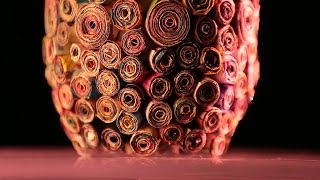 «Ручная работа». Декоративная ваза (25.01.2017)