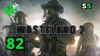 Wasteland 2 - Let's Play Part 82 Exploring North / Hidden Cache
