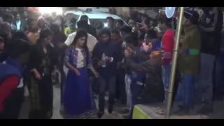 Shivangi Joshi (Naira) celebrate ...Jamil khan  komi Ekta Diwas Chhindwara