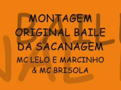 Mc Brisola e Mc Lelo Baile da Sacanagem Original FODA