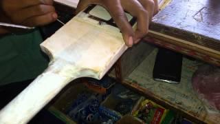 Cricket bat repair
