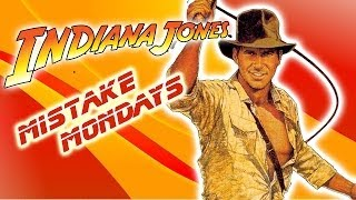 Indiana Jones and The Raiders of the lost Ark (1981) Movie Mistakes