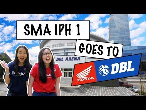 Honda DBL Surabaya Vlog - SMA IPH 1