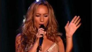 LEONA LEWIS SINGS