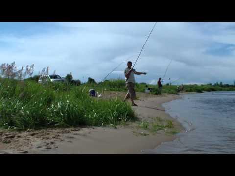 рыболовные места на фидер в нижегородской области