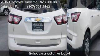 2015 Chevrolet Traverse LT 4dr SUV w/2LT for sale in Orlando