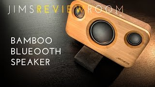 $99 Bamboo Archeer A320 Bluetooth Speaker - REVIEW